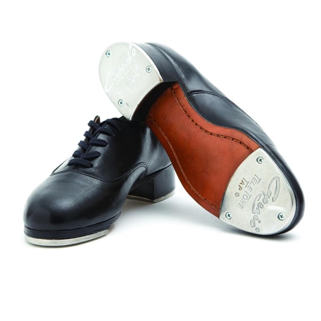 Capezio tap shoe repair